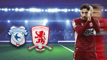 Cardiff City - FC Middlesbrough (Highlights)